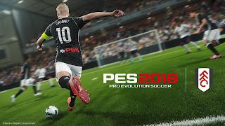 PES 2018 Xbox 360 Wallpaper