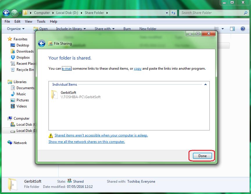 Cara Sharing Data Menggunakan Kabel LAN RJ-45 di Windows 7 ...
