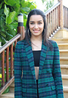 Shraddha Kapoor at Promotion Of Hindi Film Saaho Mumbai (2).jpg