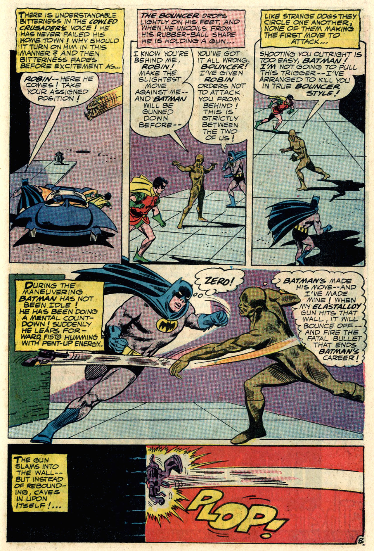 Detective Comics (1937) 347 Page 10