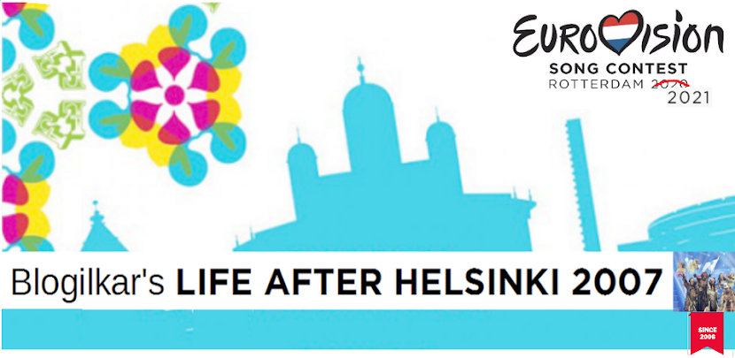 Life after Helsinki 2007 Eurovision