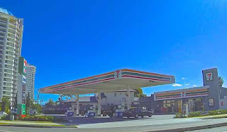 7 Eleven Gas and Service Station