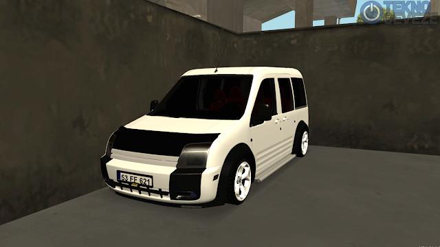 GTA SA Ford Araba Modu