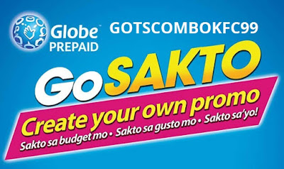 GOTSCOMBOKFC99 : Unlimited Surfing with 20 All-Net Texts for 3 Days