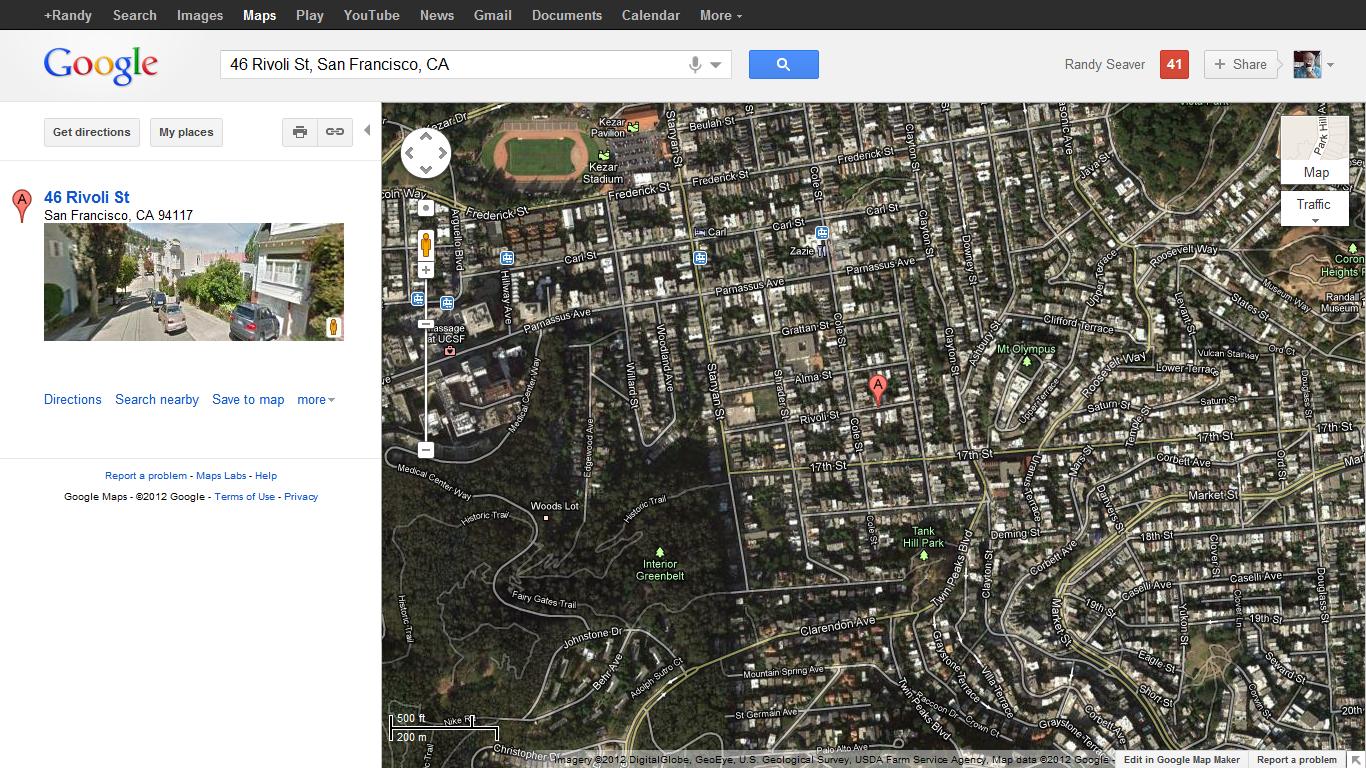 Genea-Musings: Saturday Night Genealogy Fun - Google Maps ...
