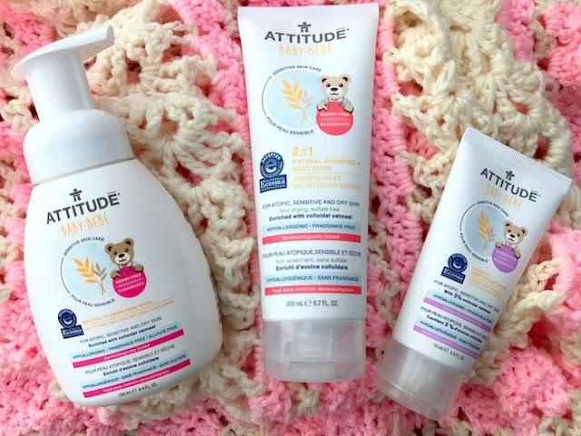 attitude sensitive skin