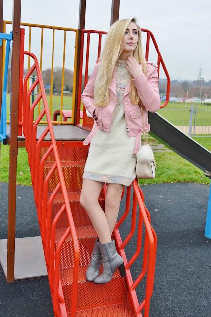 Classy Jumper Dress