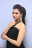 Priyanka in Sleeveless Black Slim Dress Spicy Pics ~  Exclusive 40.JPG