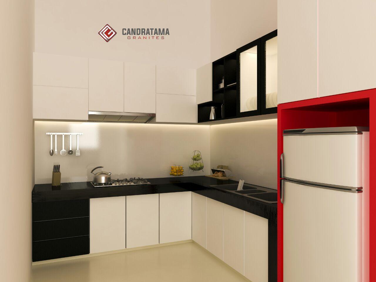 Interior Rumah Minimalis 081252474309 Desain Interior Dapur