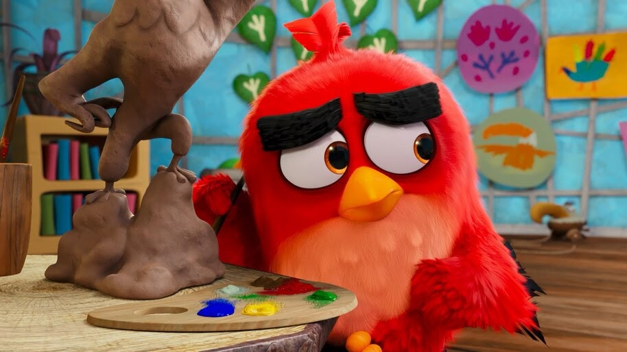 Angry Birds Movie 2, Red, 4K, #24