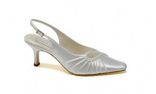 topuklu gelin ayakkabısı