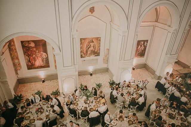 boda valencia monasterio cotalba indie wedding