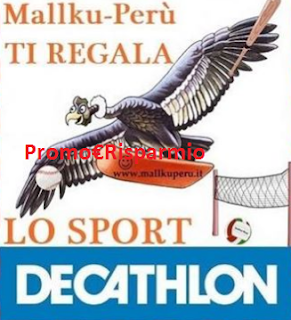 Logo Imperdibile: Mallku-Perù ti regala 20 carte Decathlon