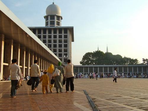 Masjid, Tempat Ibadah Umat Muslim