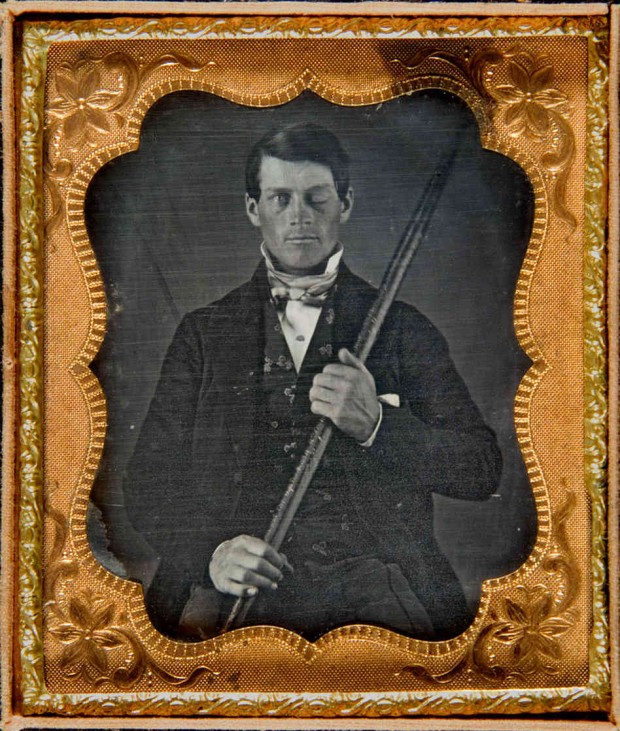 Under a Lilac Bush: Phineas Gage: A Gruesome but True Story About ...