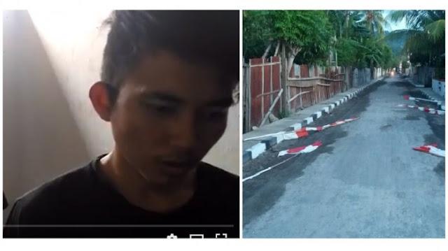 Kedua Pelaku Perusak Bendera Merah Putih ini Diciduk Polisi dan Minta aaf ke Jokowi