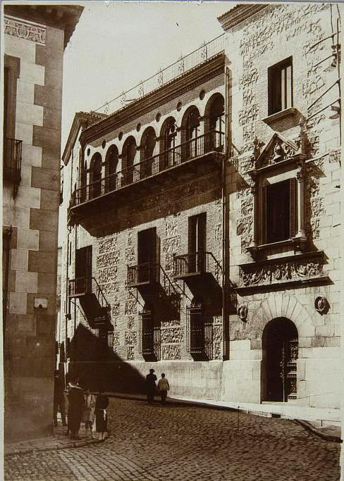 Дом Сиснерос Мадрид