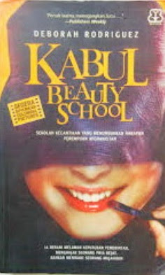 Resensi Novel Kabul Beauty School