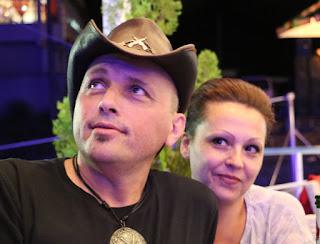 Venko and wife