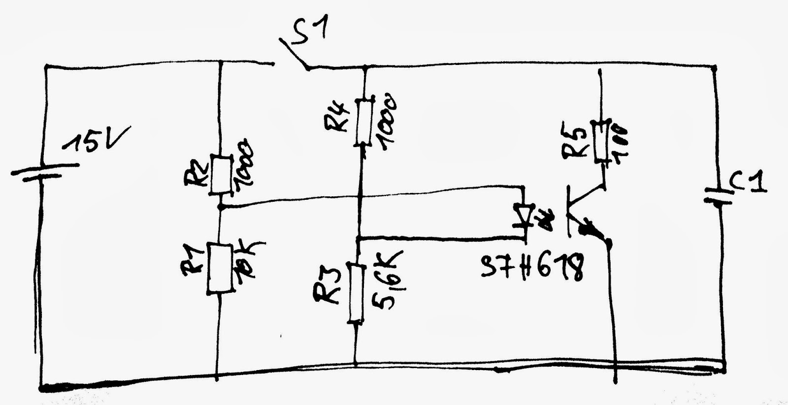 entladevorgang kondensator formel