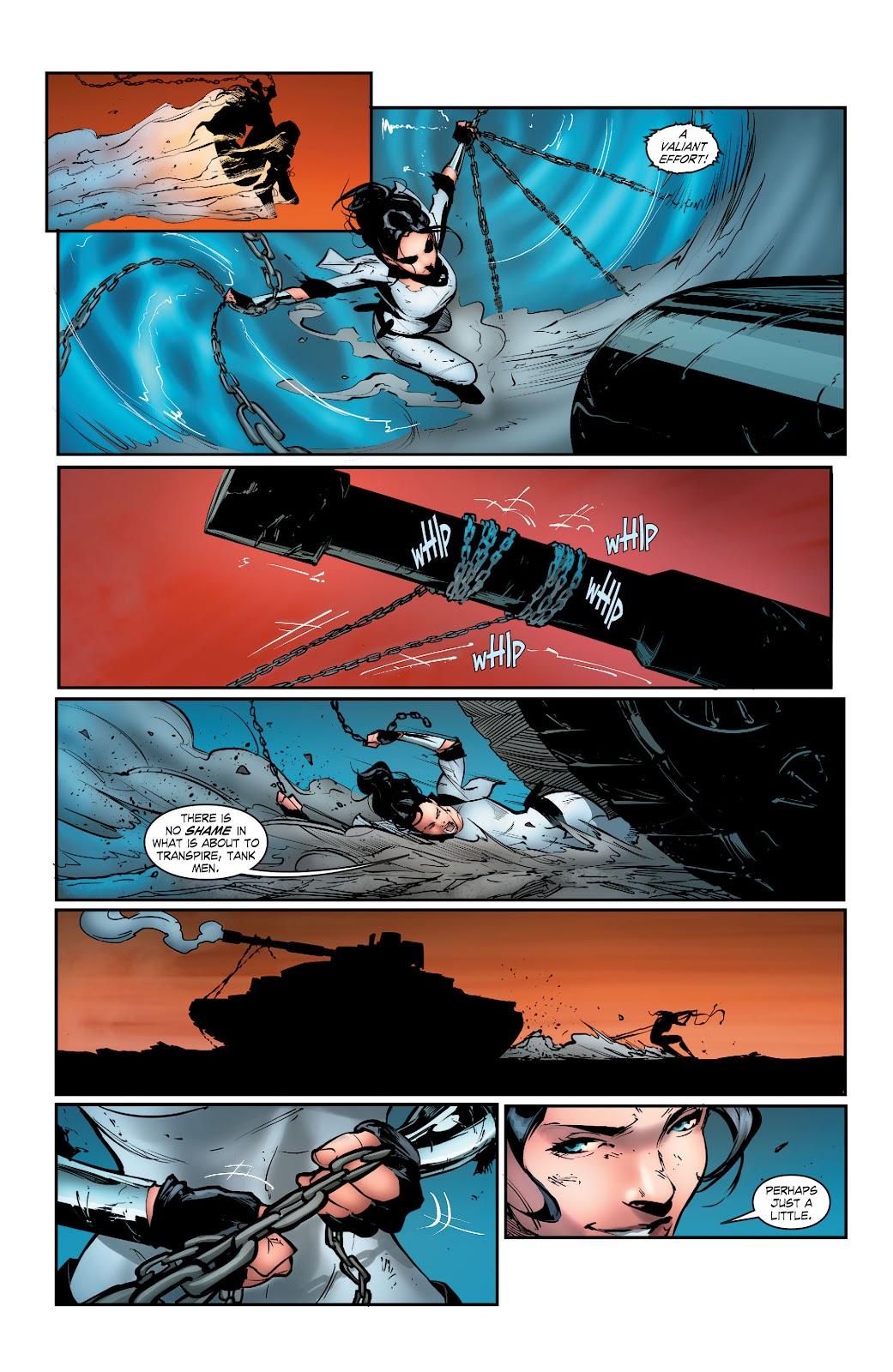 Read online Smallville Season 11 [II] comic -  Issue # TPB 5 - 62