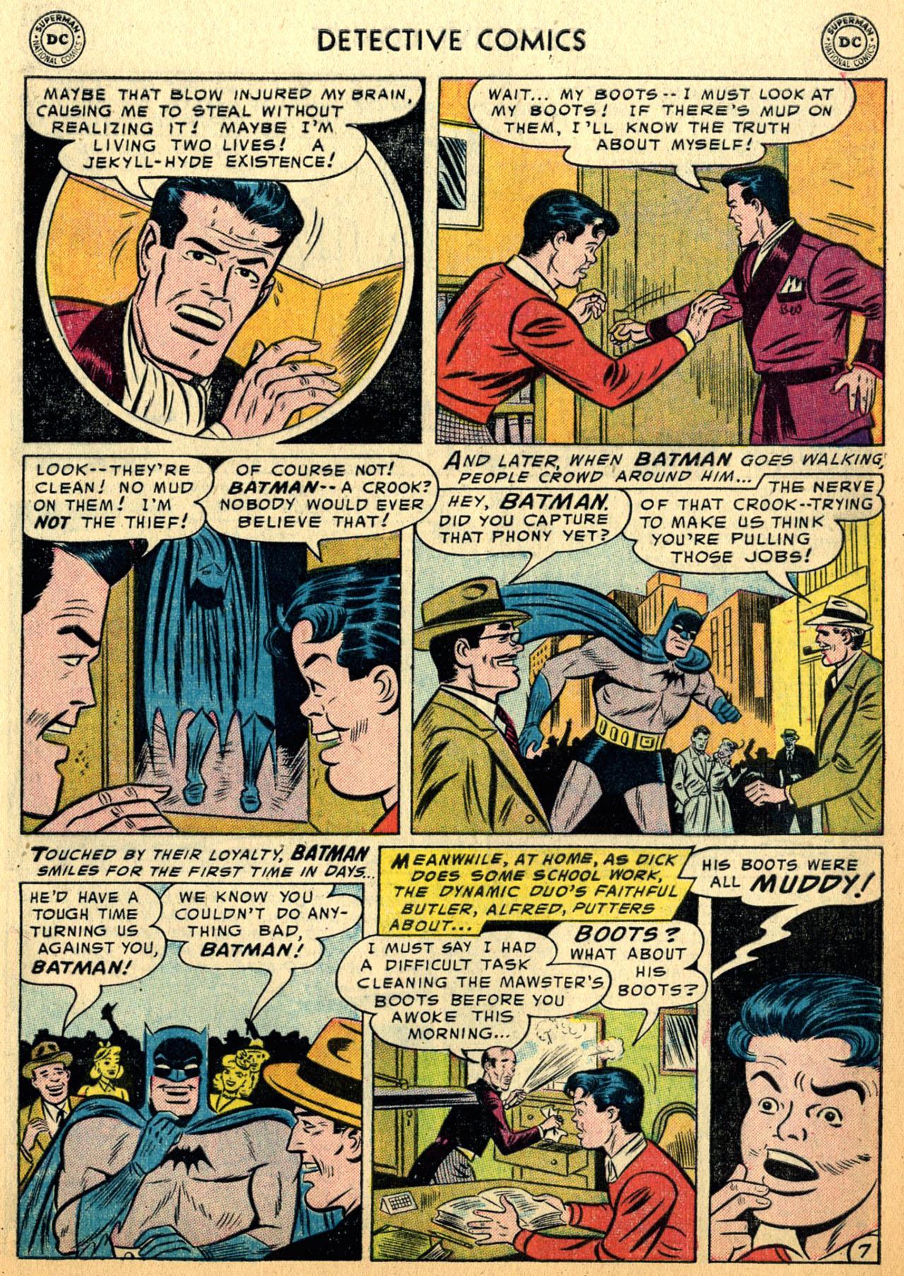 Detective Comics (1937) 228 Page 8