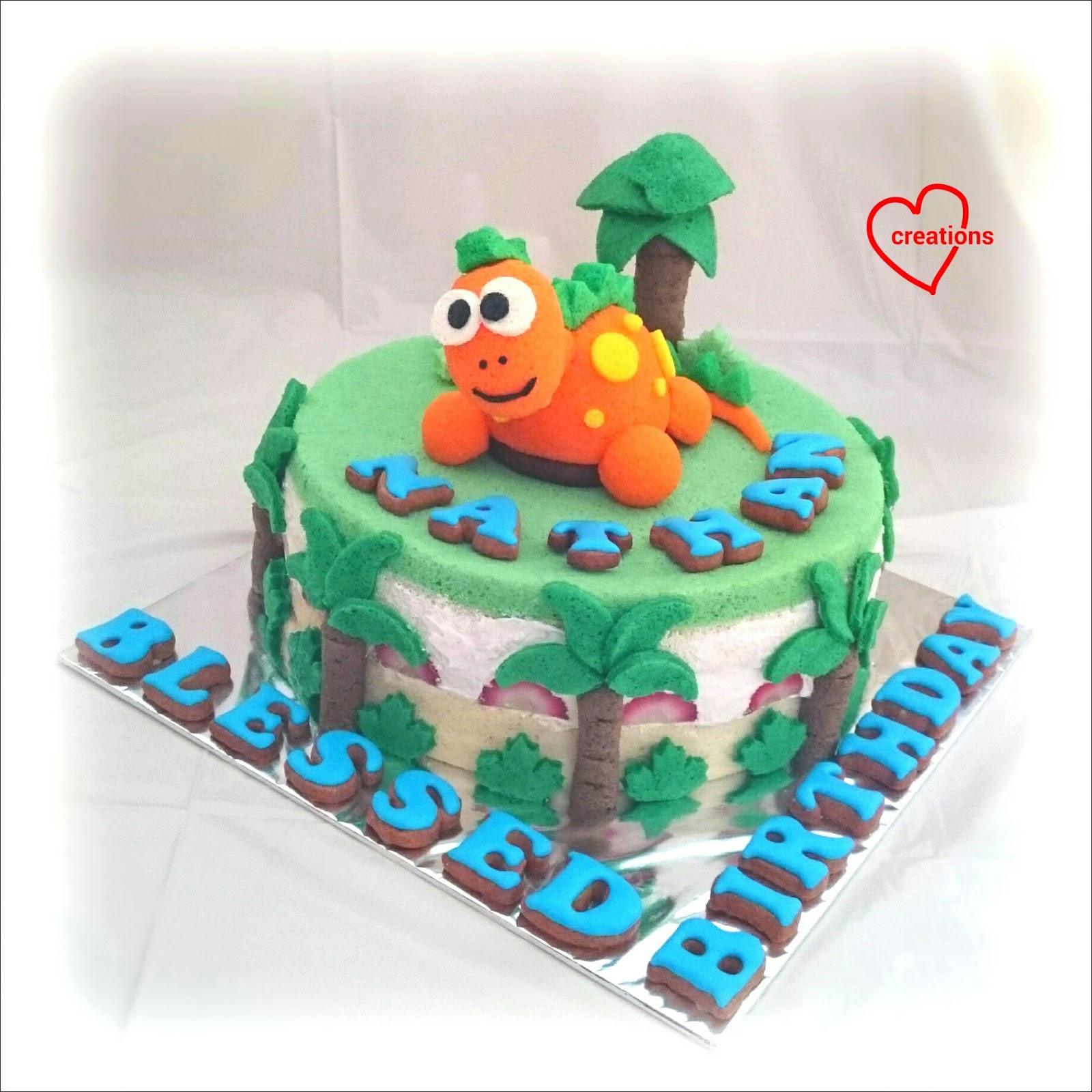 Non Dairy Birthday Cake Singapore