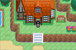 pokemon ultra blaze screenshot 1