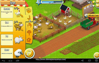 Download Hay Day Mod Apk Terbaru