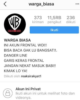 Akun ini Ancam Bocorkan Identitas Pemilik Akun Penghina Iriana Jokowi