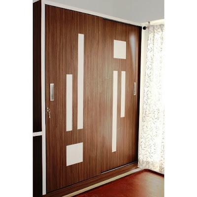 02. Lemari Pakaian dengan Pintu Geser