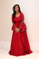 Nithya Shetty Sizzling in Red HeyAndhra.com