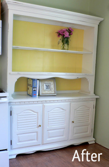 How to: Paint Furniture - After