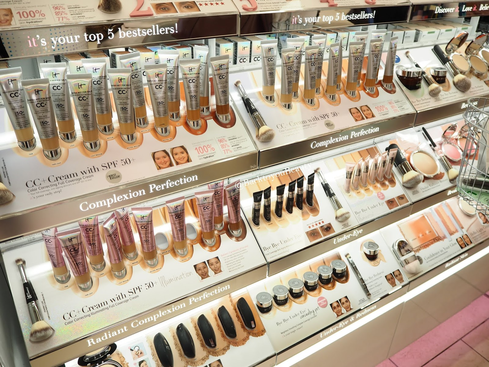 IT Cosmetics launches in Boots