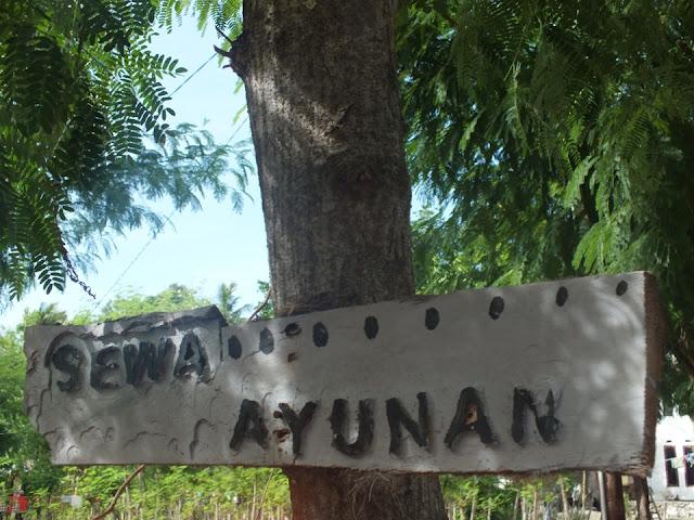 fasilitas wisata di pantai palippis