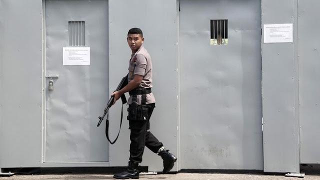 Ratusan Narapidana Terorisme Dipindahkan Insentif ke Nusakambangan