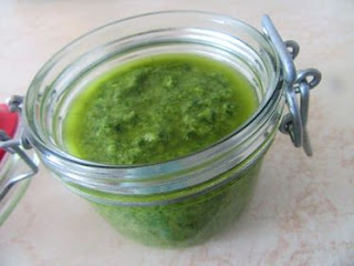 Kako napraviti pesto alla Genovese / How to make pesto alla Genovese