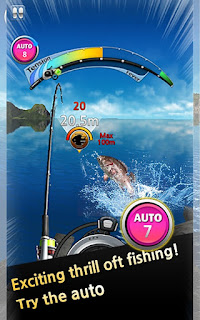 Fishing Time 2016 MOD Unlimited Money v0.0.29 Apk Full Unlocked Terbaru Gratis Download