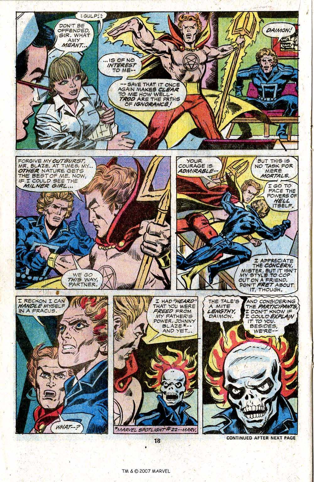 Ghost Rider (1973) Issue #17 #17 - English 20