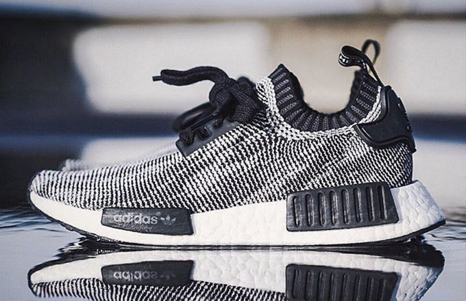 Nmd R1 Primeknit Shoes