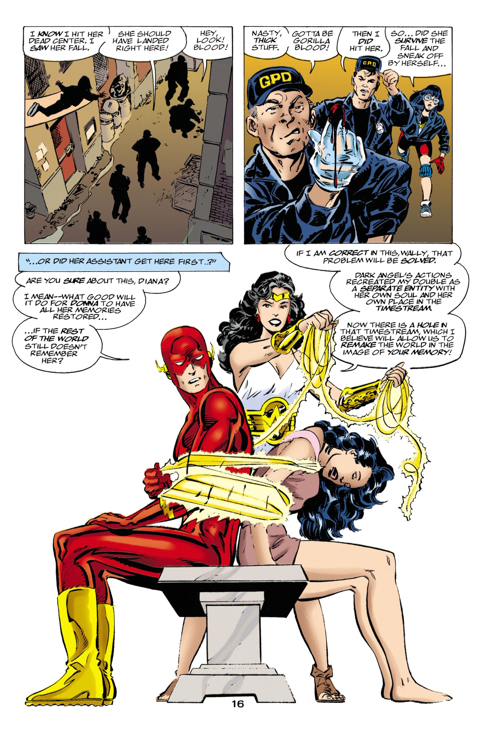 Read online Wonder Woman (1987) comic -  Issue #136 - 17
