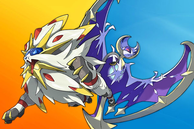 Nintendo anuncia Pokémon UltraSol y UltraLuna para 3DS y Pokémon Plata y Oro en la consola virtual