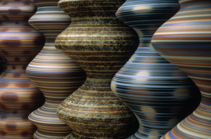 In No Particular Order: Greg Payce, ceramics