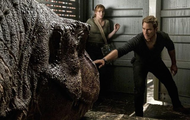 'Jurassic World: Fallen Kingdom' 4K Blu-ray Review - Dino Gothic
