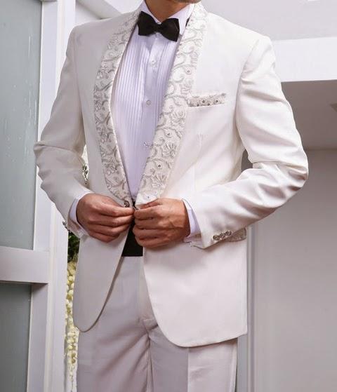 model baju pengantin pria