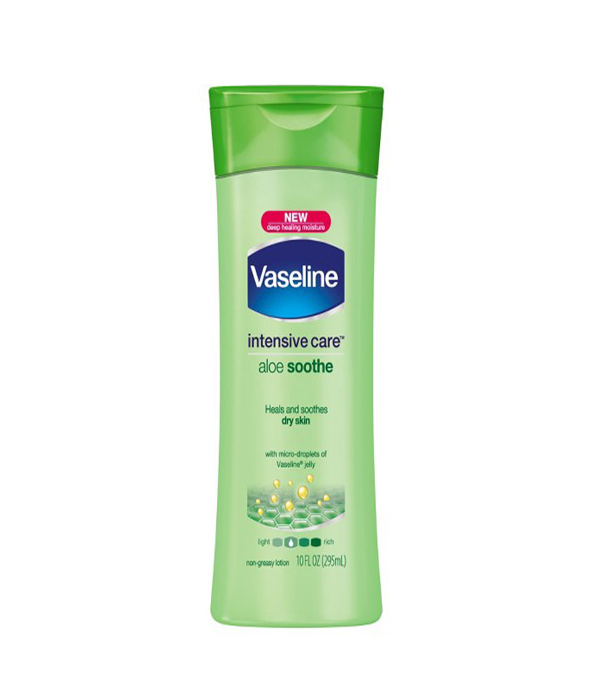 Vaseline Intensive Care Aloe Soothe Lotion 100 ML