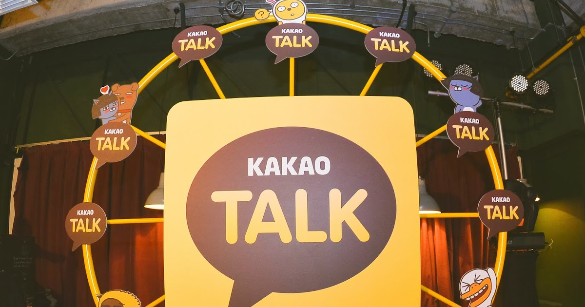 KakaoTalk Malaysia Epic Launch @ The Bee Publika | Tian ...