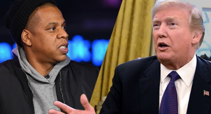 Trump hits back at Jay-Z after rapper dismissed his claims about black unemployment