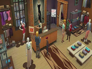The Sims 4 Get To Work PC Game Free Download