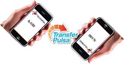 Cara Transfer Pulsa Kartu As, Simpati, Halo